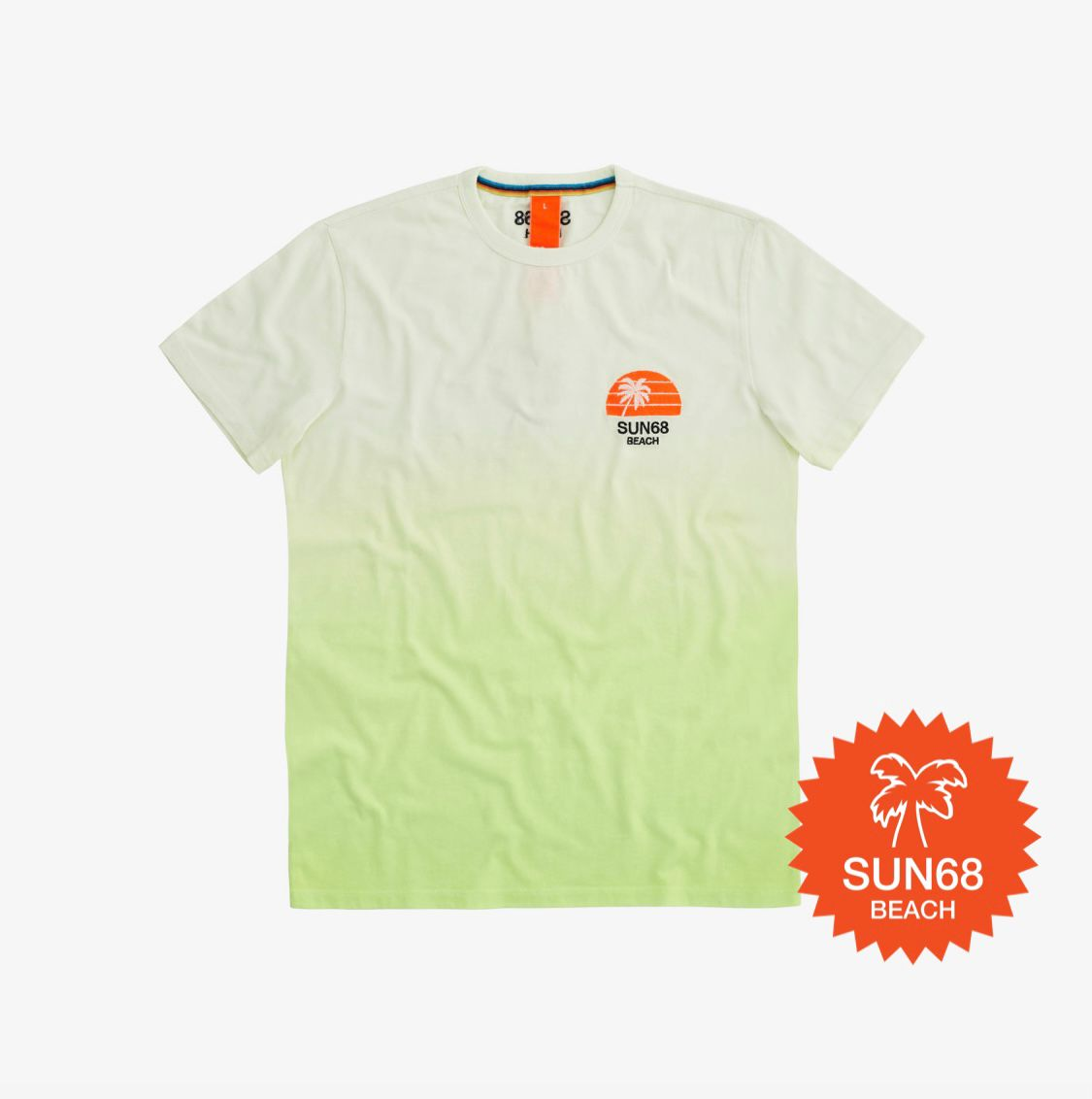 T-shirt sun 68